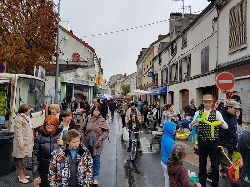 brocante Chennevieres-Sur-Marne (94)