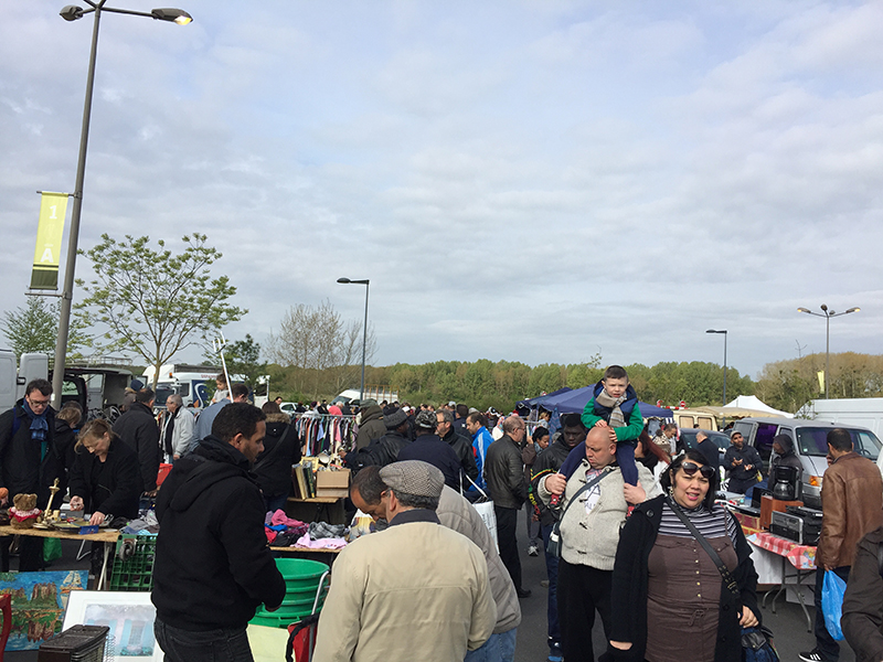 brocante Claye Souilly (77)